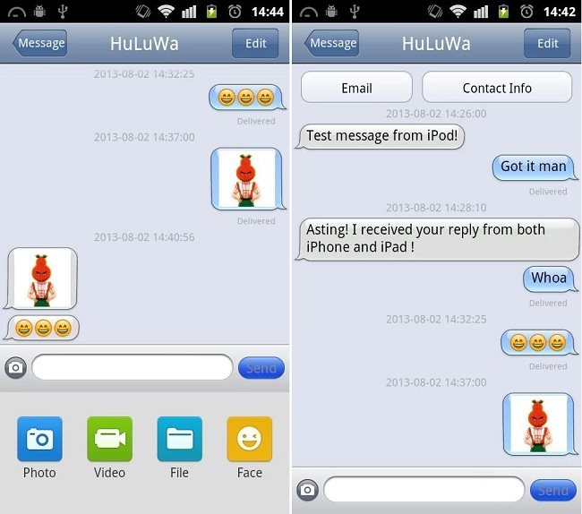 fake-imessage-android