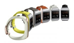 Samsung Galaxy Gear In Action (Video)