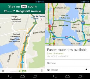Google Maps for Android Receives an Update