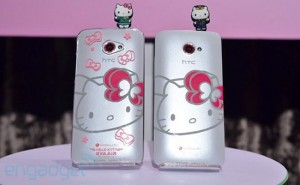 HTC Butterfly: Hello Kitty Edition