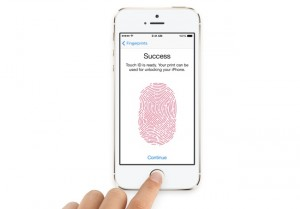 Apple iPhone 5S Touch ID Fingerprint Scanner Detailed (video)