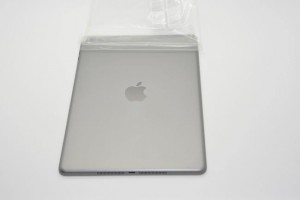 Space Gray iPad 5 Casing Poses For The Camera