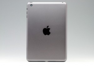 Purported iPad Mini 2 spotted in space gray