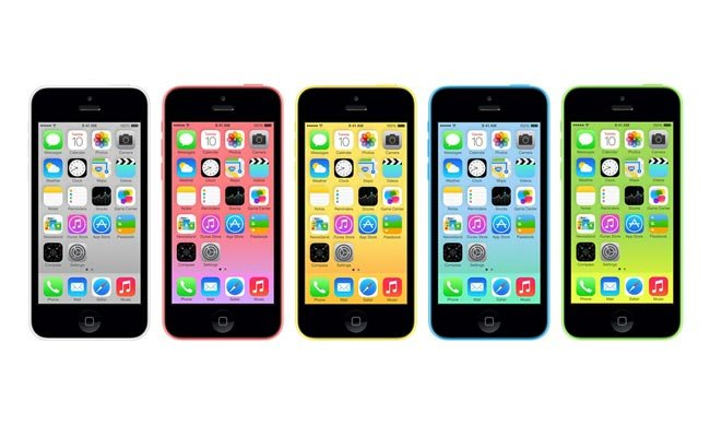 iPhone 5C UK price