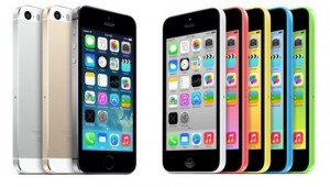 iPhone 5S Three Times More Popular Than iPhone 5C