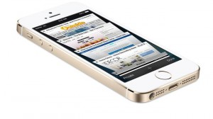 Apple Reportedly Boosting Gold iPhone 5S Production by One-third