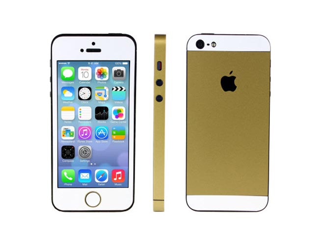 what does a iphone 5s look like new iphone vinyl kit makes your iphone 5 look like an 20532