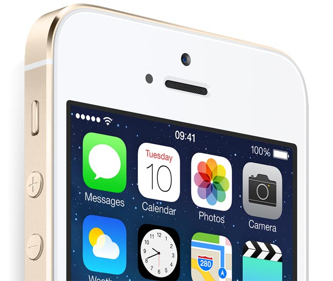 how to start new iphone 5s