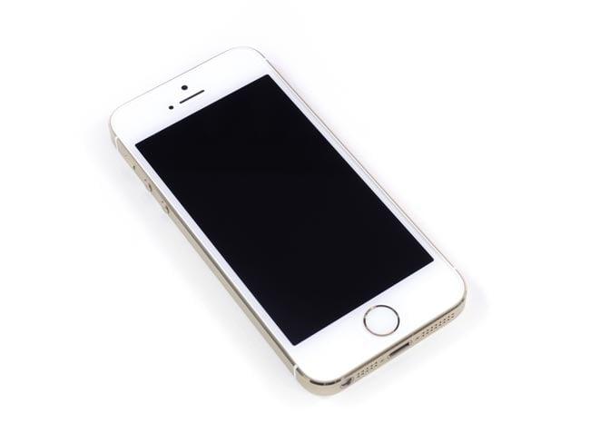 O2 iPhone 5S