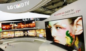 LG Rolls out 77-inch Ultra HD Curved OLED TV at IFA 2013