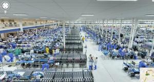 Take A Moto X Factory Tour Via Google Maps