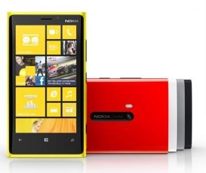 Nokia Lumia 920 Available for £220 on Amazon UK