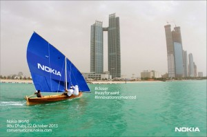 Nokia Posts Another Teaser for 22nd October Event