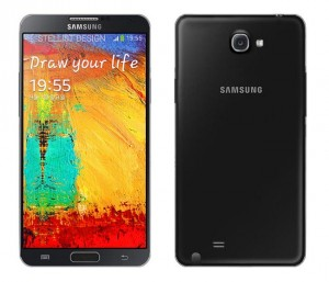 Will The Samsung Galaxy Note 3 Look Like This?