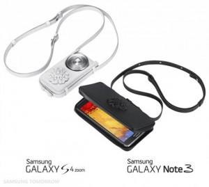 Samsung Galaxy Note 3 Premium Accessories Announced