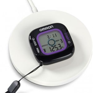 Omron Activity Monitor with Weight Loss Tracker Debuts