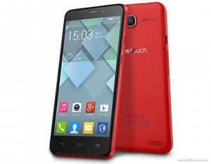 Alcatel One Touch Idol S Smartphone Announced