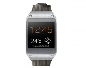 Samsung Galaxy Gear Smart Watch Is The First of Many From Samsung