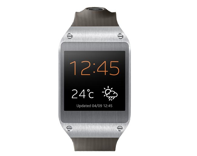 Samsung Galaxy Gear Launches In The UK