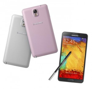 Samsung Galaxy Note 3 and Galaxy Gear Announced in India