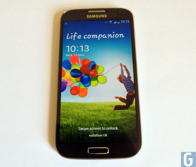 Samsung Galaxy S4 Android 4.3 update