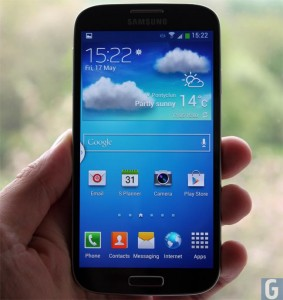 Samsung Galaxy S4 Update Released