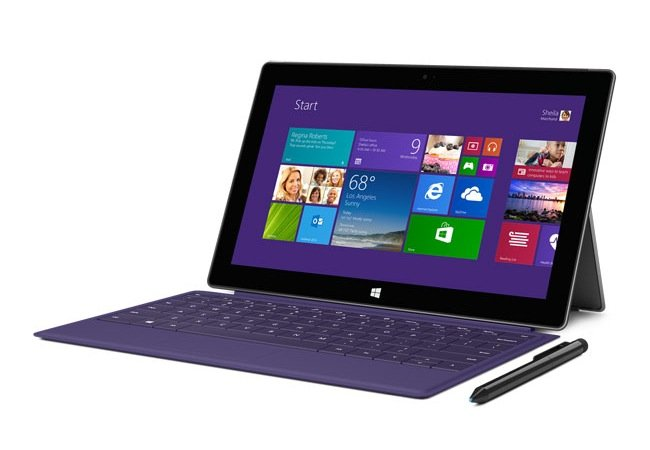 smaller microsoft surface