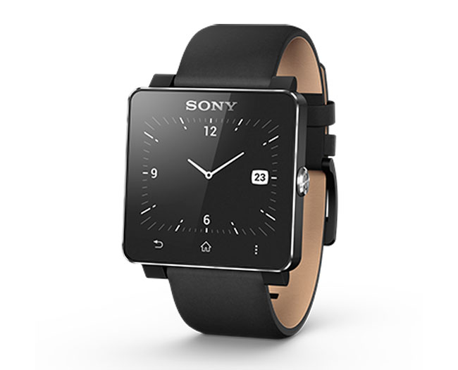 Sony SmartWatch 2 Now Available In Europe