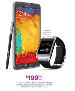 Samsung Galaxy Note 3 Pre-Orders Begin September 18 On T-Mobile