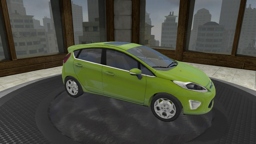 PlayStation Home Users Can Experience New Virtual Ford Showroom