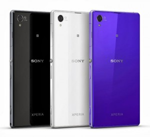 Sony Xperia Z1 Officially Unveiled, Dust and Water Resistant with 20MP Camera