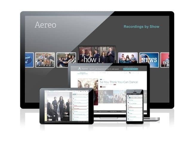 Aereo Andorid App