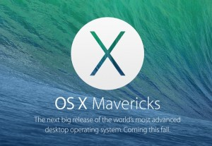 Apple OS X Mavericks Released As Golden Master