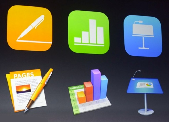Apple iWork iLife Updated