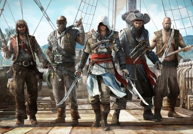 Assassins Creed 4 Black Flag Pirate