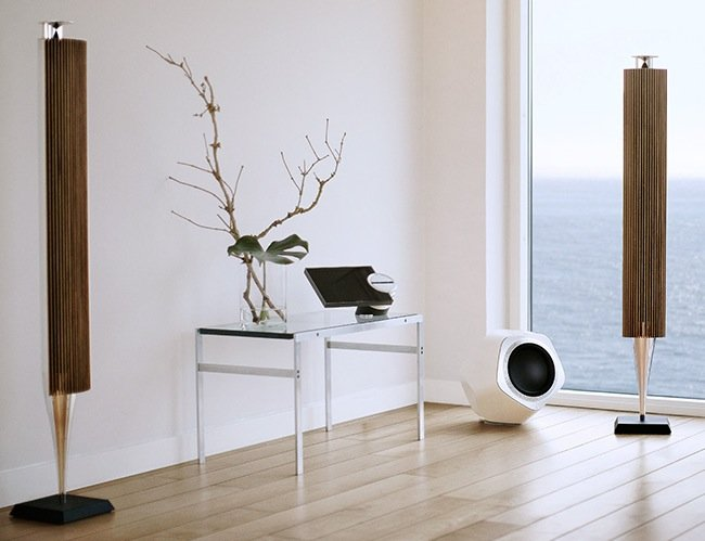 bang olufsen unveiled three new speakers beolab 17 beolab 18 and beolab 19. Black Bedroom Furniture Sets. Home Design Ideas