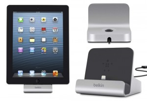 Belkin Express Dock For iPad Unveiled (video)