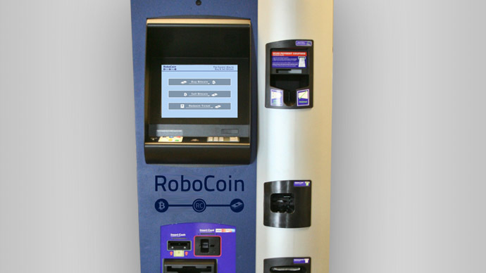 Bitcoin ATM 1