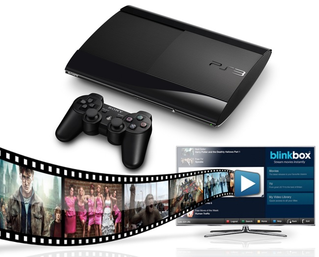 Blinkbox PS3