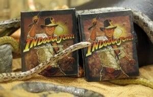 Bluray Indiana Jones