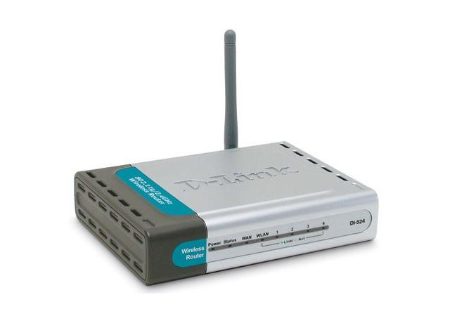 D-link Router Backdoor
