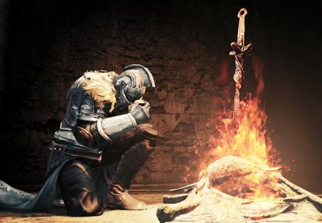 Dark Souls II beta