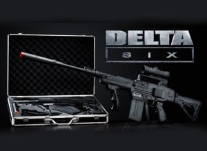 FPS Delta Six Controller Design Finalised Ready For Launch (video)