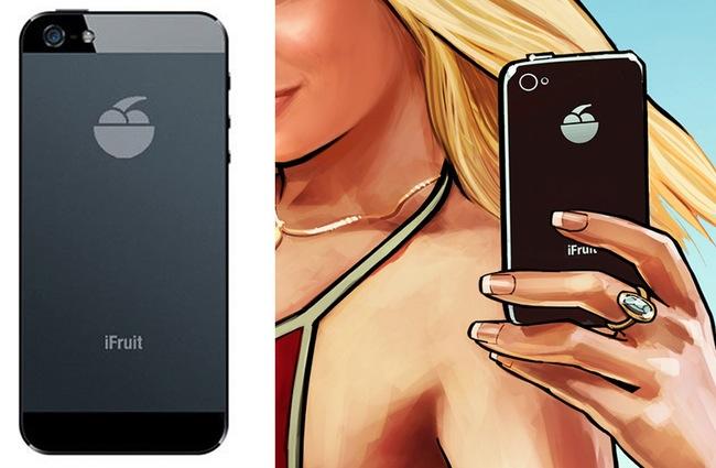 скачать Ifruit Gta 5 на андроид - фото 8
