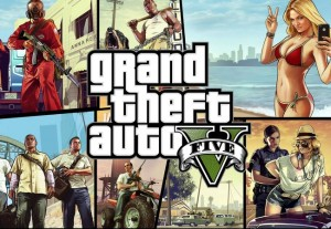 GTA 5 Beats GTA 4 Lifetime UK Sales In Just Three Weeks
