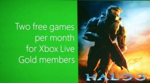 """Games with Gold"" Becomes an Xbox Mainstay"