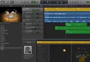 Apple Logic Pro X Receives Support For GarageBand 10 Project Files