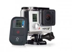 GoPro Hero3+ Action Camera Unveiled (video)