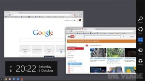 Google Chrome OS Browser Interface Being Tested For Windows 8