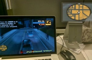 Google Glass Grand Theft Auto Mini Map Hack Unveiled